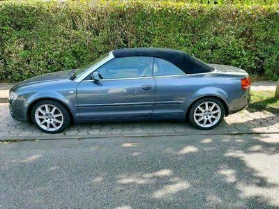 gebraucht Audi A4 Cabriolet 8H 2,7TDI 6 Zylinder als Cabrio/Roadster in Hamburg Hausbruch