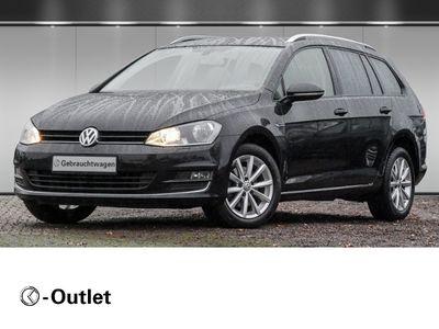 gebraucht VW Golf VII Variant Lounge 1.6 TDI Klima/Navi/AHK/PDC