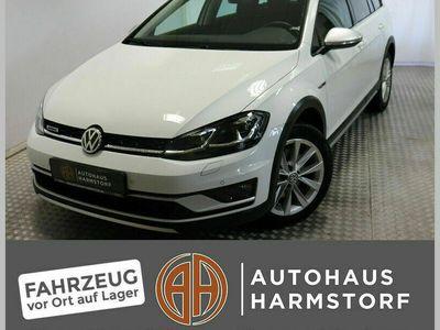 gebraucht VW Golf Alltrack 2.0 TDI 4Motion AHK StHz.