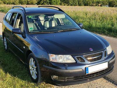 gebraucht Saab 9-3 1.8 t Sport-Kombi Linear