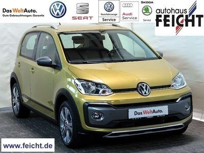 gebraucht VW cross up! up!/ 1.0 TSI / PDC/ Sitzh./ Klima/ Alu