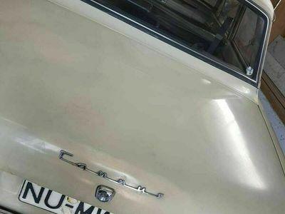 gebraucht Ford Taunus 12M/P4