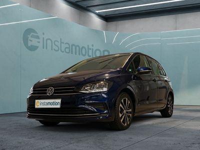 gebraucht VW Golf Sportsvan Golf Sportsvan TSI DSG UNITED+NAVI+KAMERA+FERNLICHTASSISTENT