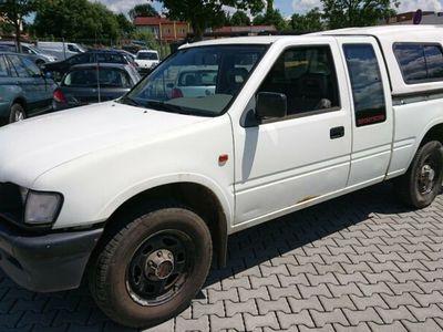used Opel Campo Izuzu3.0 Diesel 4x4