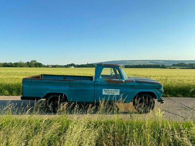 gebraucht Chevrolet C20 GMCPickup Longbed Patina!