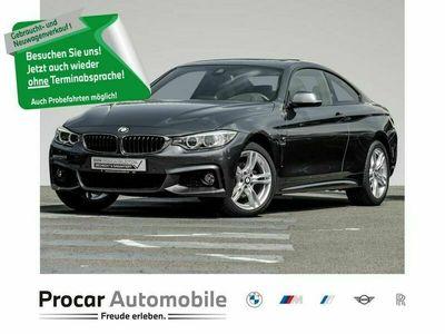 gebraucht BMW 420 d xDrive A M Sportpaket HiFi