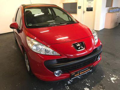 gebraucht Peugeot 207 Urban Move *PAN.DACH + ZV + PDC*