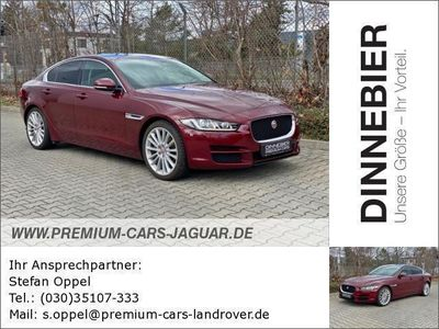 gebraucht Jaguar XE 20d Prestige | BERLIN Gebrauchtwagen, bei Autohaus Dinnebier GmbH
