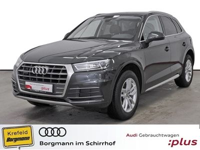 gebraucht Audi Q5 2.0 TDI quattro S tronic sport Xenon Einparkhilfe plus, Sitzheizung KLIMA ALU