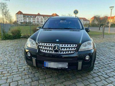 gebraucht Mercedes ML420 Mercedes BenzCdi AMG Paket Voll Au... als SUV/Geländewagen/Pickup in Maintal