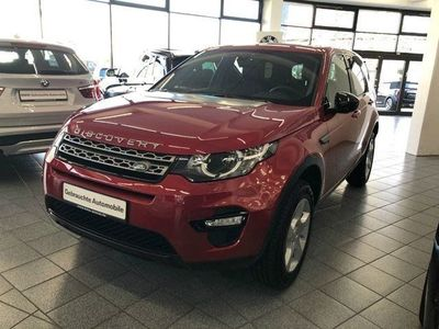gebraucht Land Rover Discovery Sport eD4