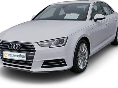 gebraucht Audi A4 A42.0 TDI S line - NAVXENONPDCSHZBLUETOOTH