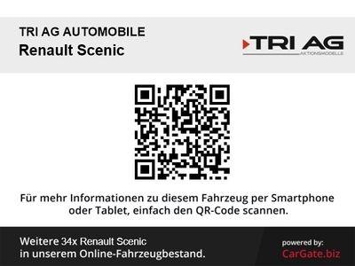gebraucht Renault Scénic III Dynamique 1.4 TCe 130 Navi Keyless PDCv+h Klimaautom Temp PDC CD USB MP3
