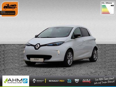 gebraucht Renault Zoe Zen ZE40 R90 *Mietbatterie* NAVI STANDHZ EU6