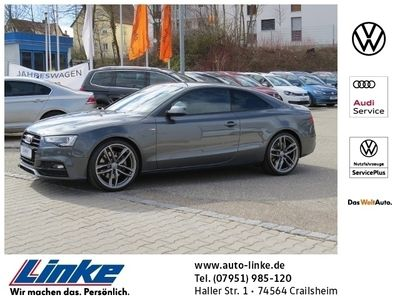 gebraucht Audi A5 Coupe 3.0 TDI quattro S-tronic S-Line Sportpa