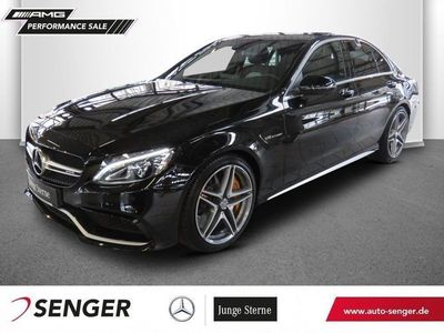 used Mercedes C63 AMG AMG S Comand Keramik-Bremse Drivers-Package