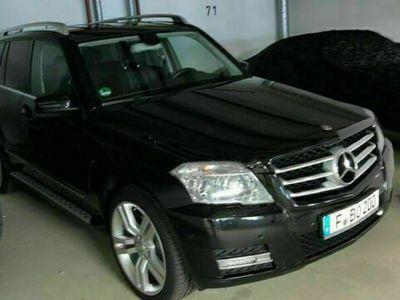 gebraucht Mercedes GLK300 4Matic 7G-TRONIC Sportpaket 20 Zoll