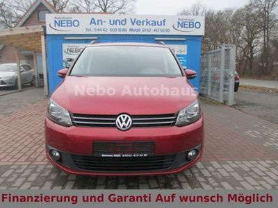 gebraucht VW Touran 1.2 TSI.Euro 5.Klimaanlage.