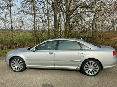gebraucht Audi A8L 6.0 quattro 2 Hd. B&O Einzelsitze