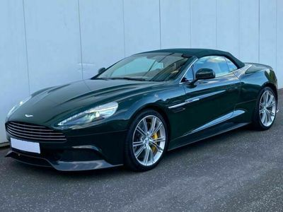 gebraucht Aston Martin Vanquish 6.0 Volante Aut. Cabrio - Seltene Farbe