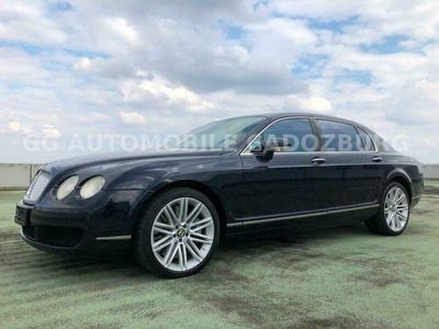 gebraucht Bentley Continental Flying Spur W12 6.0 411 KW LEDER NAV als Limousine in Cadolzburg (bei Nürnberg)