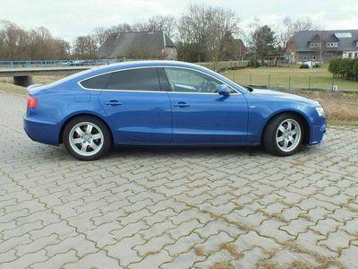 gebraucht Audi A5 Sportback 2.0 TDI quattro S-Line Sport/Plus