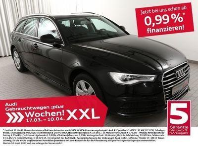 gebraucht Audi A6 Avant 2.0TDi S-Tronic/NAV+/Alcantara/AHK