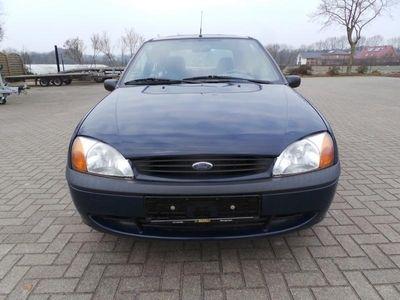 gebraucht Ford Fiesta 1.3 G-Kat Radio aufklapp. Glasdach