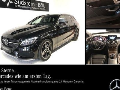 gebraucht Mercedes C43 AMG AMG T 4M PDC,LED,Distronic,Kamera,Memory