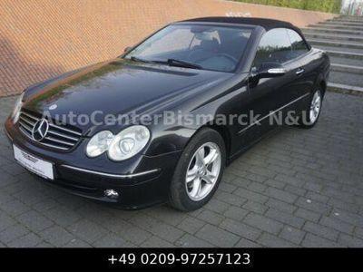 gebraucht Mercedes CLK200 CLK CabrioKompressor