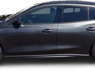 gebraucht Ford Focus FocusST Line X Turnier 15 Ecoboost Autom. + 18 Zoll & LED