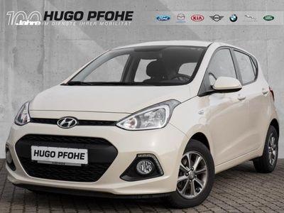 gebraucht Hyundai i10 Intro Edition / 1.Hand /Scheckheft