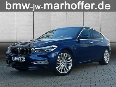 gebraucht BMW 620 Gran Turismo d G32 LUXURY LINE EUR 82.173,-