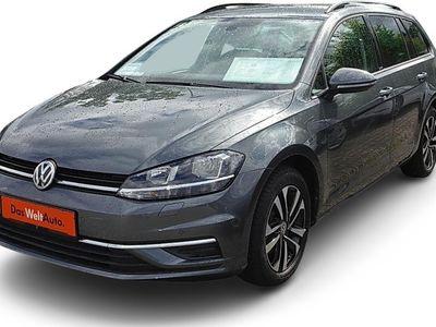 gebraucht VW Golf VII GolfVariant 1.6 TDI AHK Navi App Connect