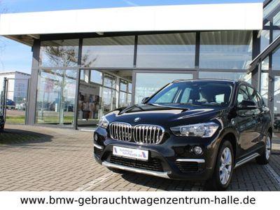 gebraucht BMW X1 sDrive18i Navi*Parkassist*RFK*PDCv/h*Leder