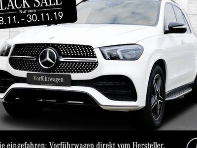 gebraucht Mercedes GLE450 AMG 4M AMG 360° Pano Multibeam Burmester AHK
