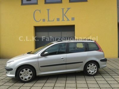 used Peugeot 206 SW Grand Filou Cool