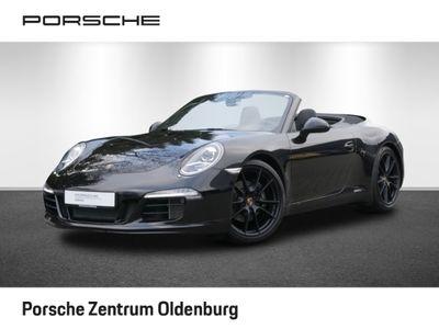 gebraucht Porsche 911 Carrera Cabriolet 991 (Sport-Design, Bose, PDC)