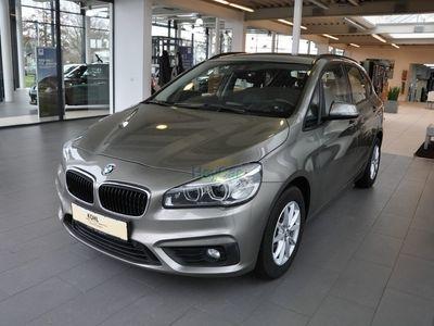 gebraucht BMW 218 Active Tourer Advantage Klimaau PDC Navi