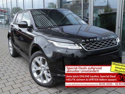 gebraucht Land Rover Range Rover evoque 2.0 P300 AWD*neu*SE LED PanoD