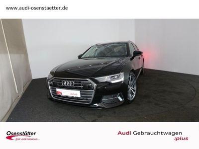 gebraucht Audi A6 Avant 45 TDI qu/HuD/Navi+/virtual/ACC/LED/PDC