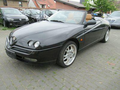gebraucht Alfa Romeo Spider (Typ 916) 1.8 T.Spark Leder Verdeck elekt