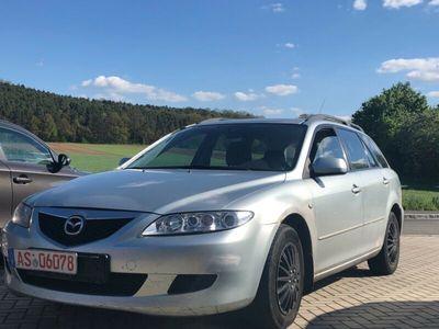 käytetty Mazda 6 2.0 TD 100 kW Exclusive Sport Kombi