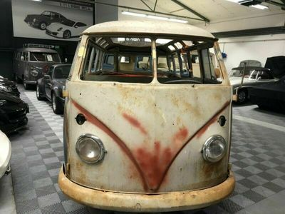 gebraucht VW T1 Bus / Samba Karosserie mit vielen Teilen