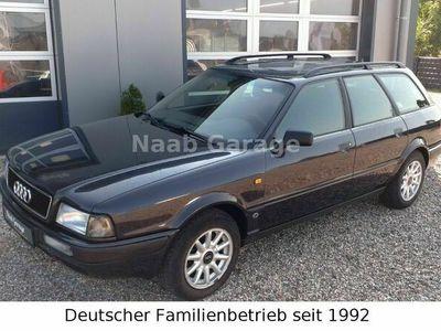 gebraucht Audi 80 2.0 Europa Avant aus 2.Hand! als Kombi in Neustadt a.d. Waldnaab