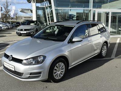 gebraucht VW Golf VII Variant 1.6 TDI BMT Trendline | NAVI |