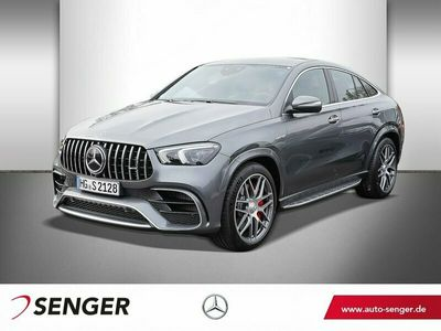 gebraucht Mercedes GLE63 AMG Mercedes-AMGS 4MATIC+ Coupé
