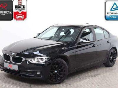 gebraucht BMW 318 d NAVIGATION,SITZHEIZUNG,LED,TEMPOMAT,KLIMA