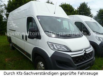 gebraucht Citroën Jumper Grossraumkasten 35 L4H3 Profi Heavy BlueH
