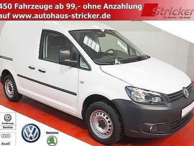 used VW Caddy Kasten EcoProfi 1.6TDI 219,-ohne Anzahlung